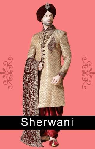 Sherwani - Indian ethnic wear online
