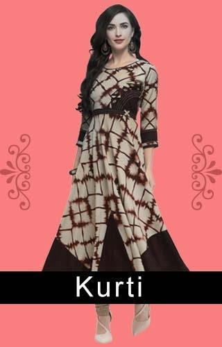 Kurti - Indian ethnic wear online