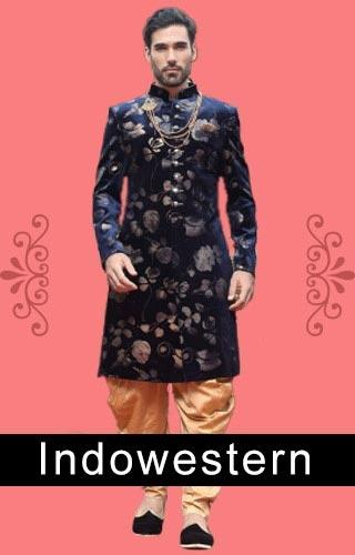 Indowestern - Indian ethnic wear